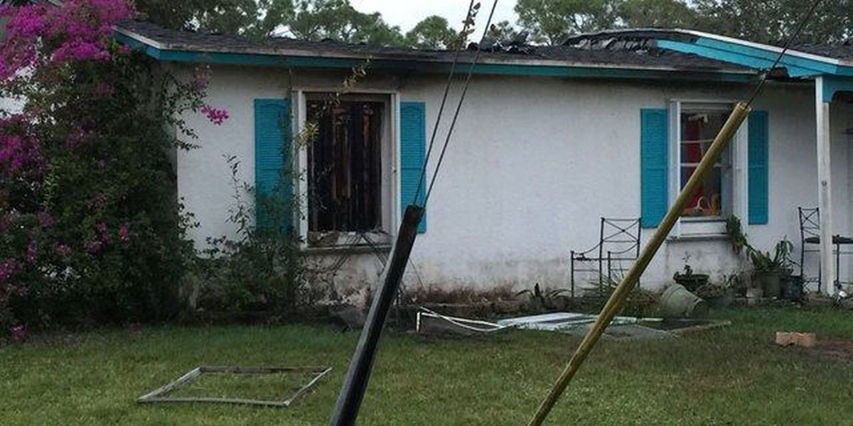 St. Lucie County fire victim ID'd as Matthew James David, sheriff's office says case is a homicide