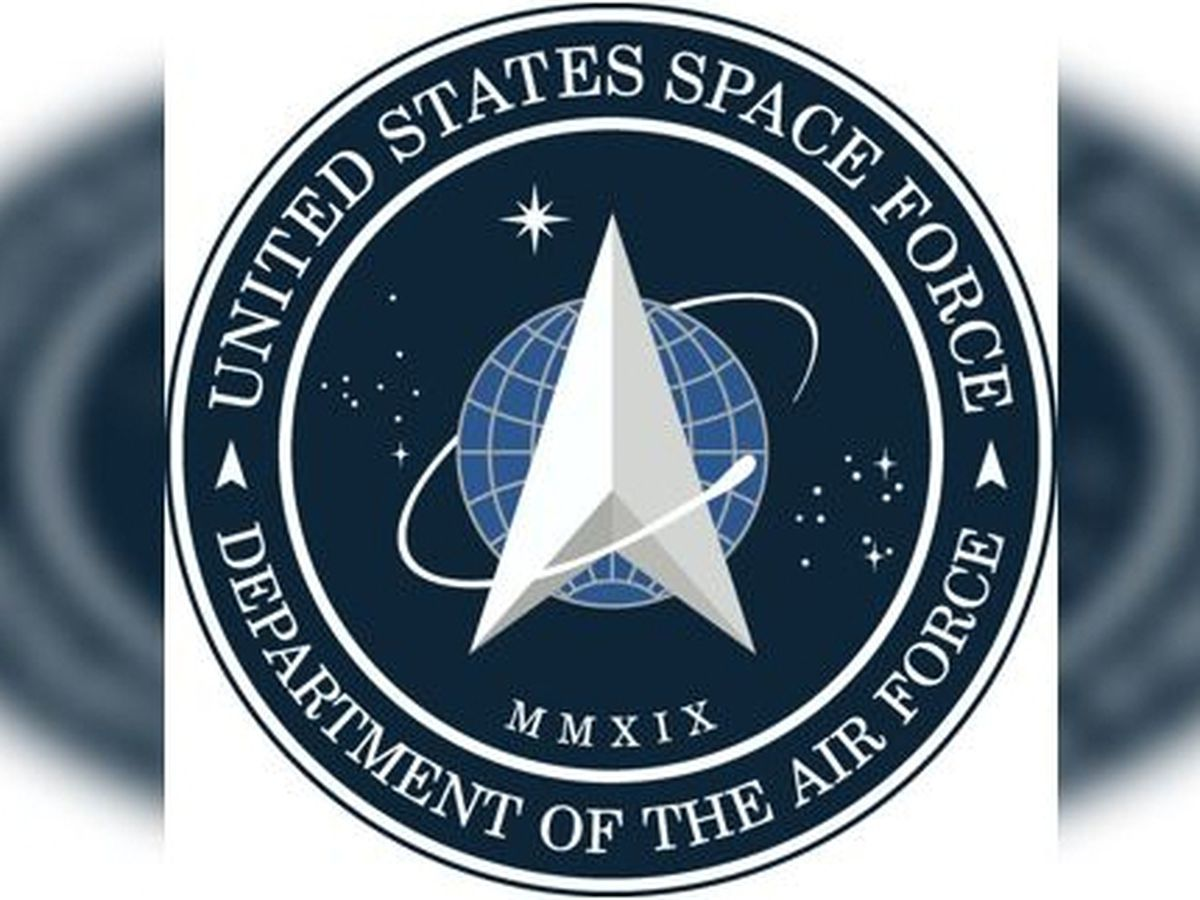 Trump touts logo for new Space Force, with nod to Star Trek