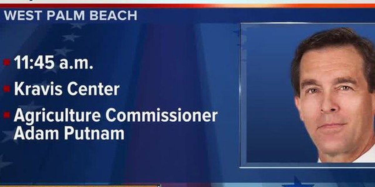 Republican FL governor forum to be held in WPB