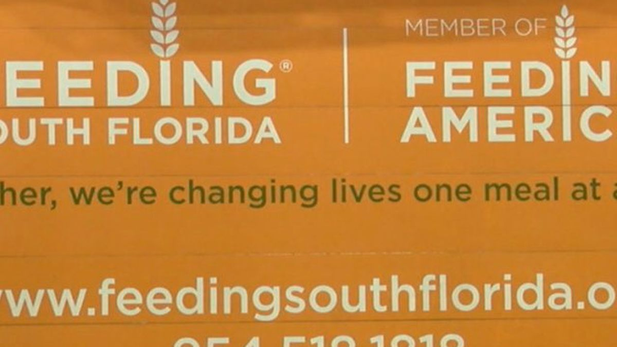 Feeding South Florida continues to feed families during the pandemic