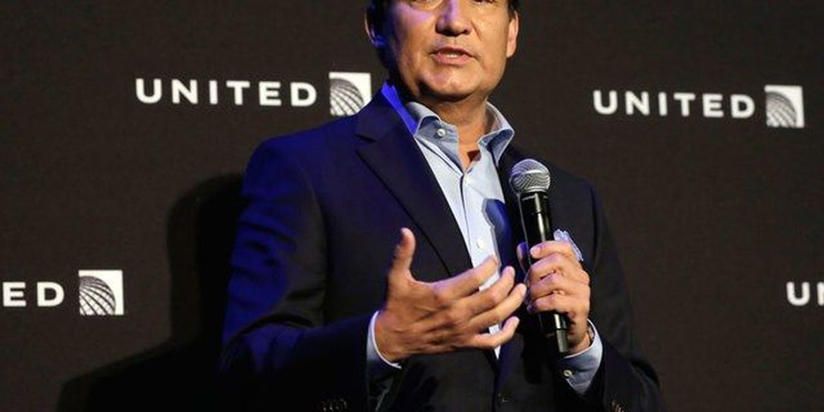 United CEO defends employees after incident