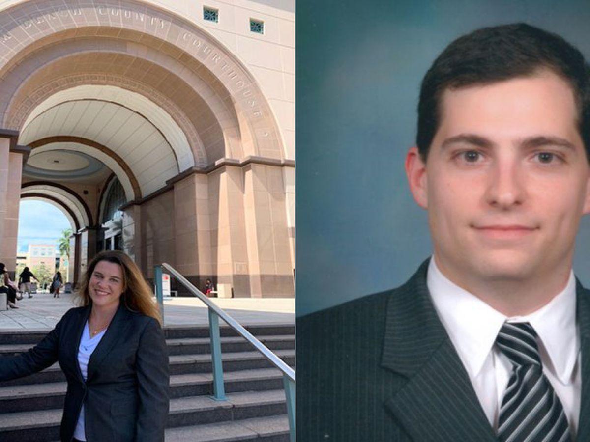 Governor Taps 2 Palm Beach Co Prosecutors For Judges