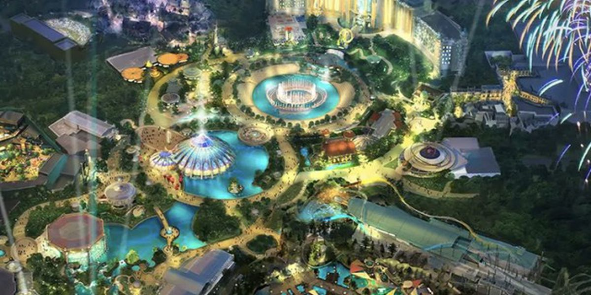 New Universal theme park, Epic Universe, resumes construction