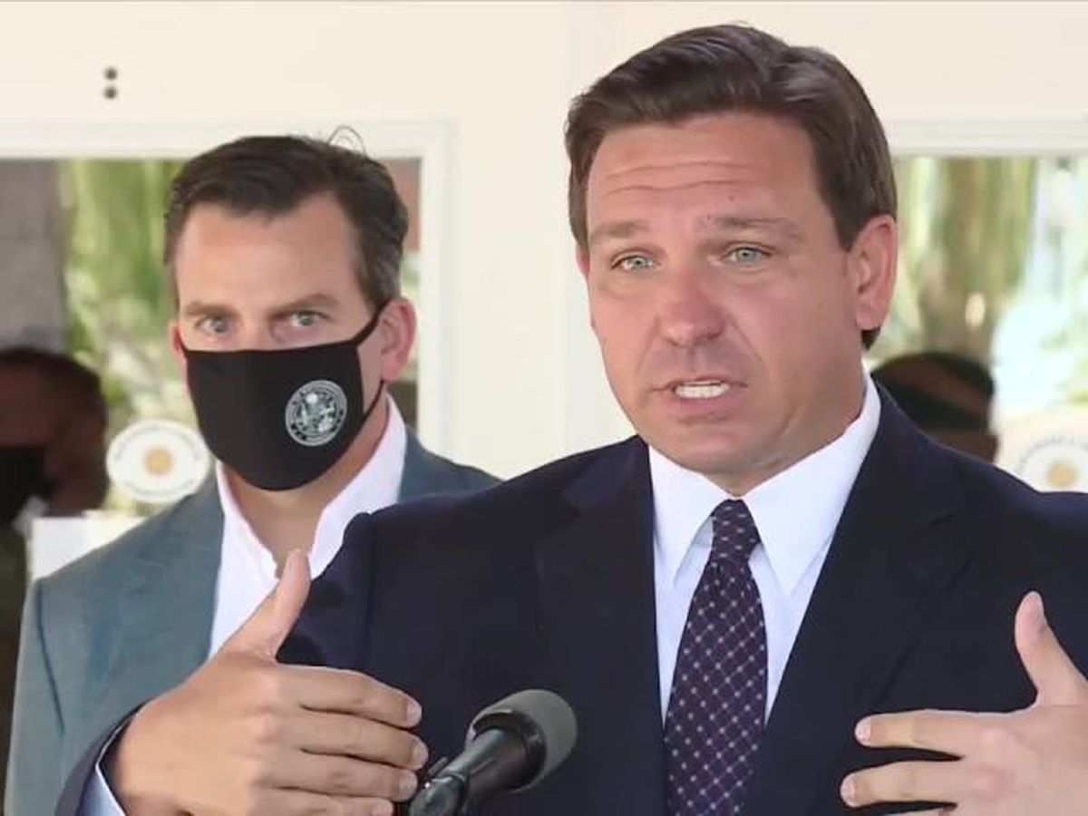 DeSantis: Home health cares workers eligible for vaccine