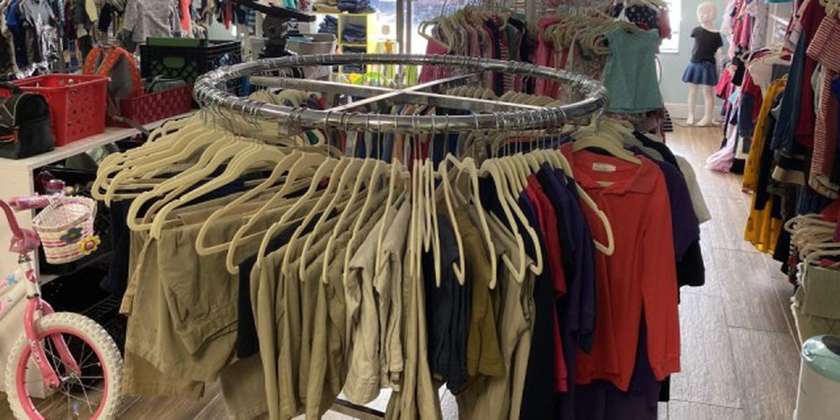 Treasure Coast Foster Closet helps foster families find clothes, car seats, more