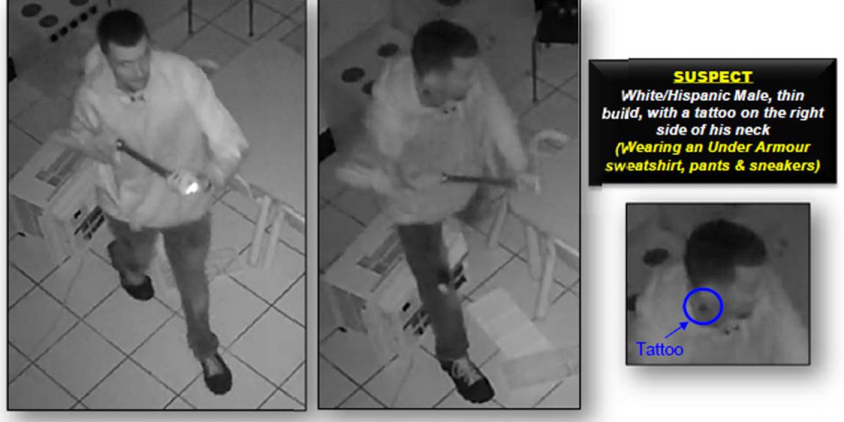 Police looking to I.D. man who broke into Port St. Lucie church daycare center