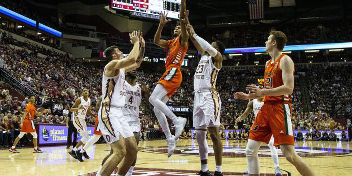 No. 21 FSU, Miami unveil basketball schedules