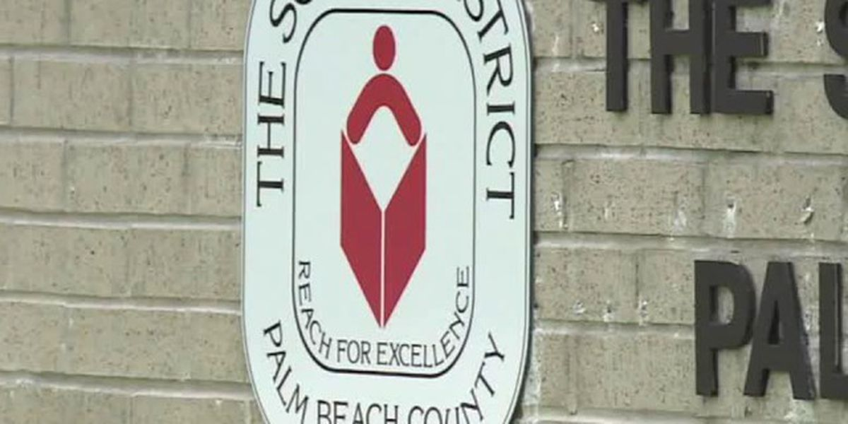 Palm Beach County students test positive for COVID-19