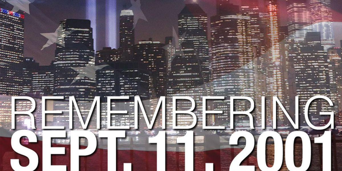 Memorial ceremonies in Palm Beach County & Treasure Coast for Sept. 11