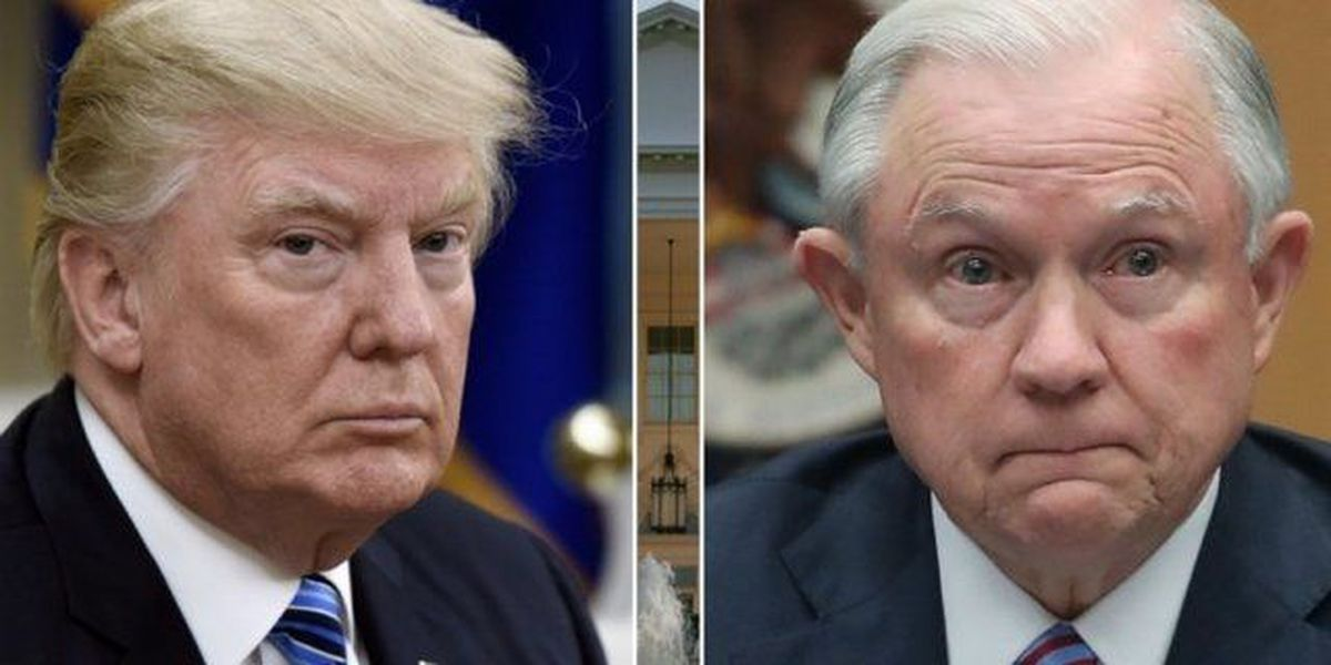 What could happen if Sessions is pushed out?