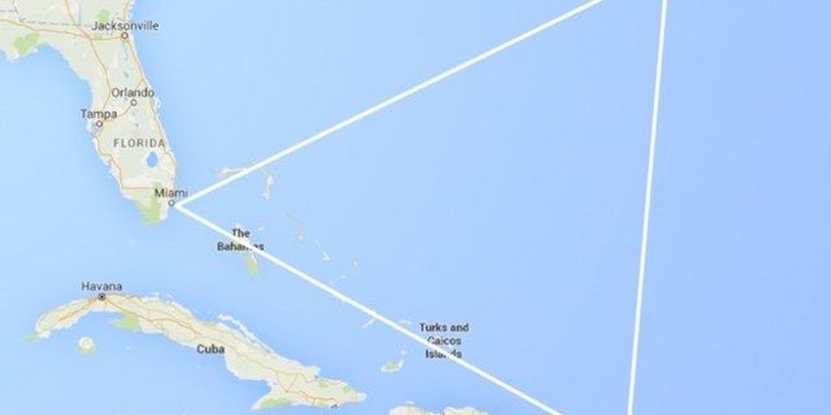 Scientists say gas bubbles could explain Bermuda Triangle mystery