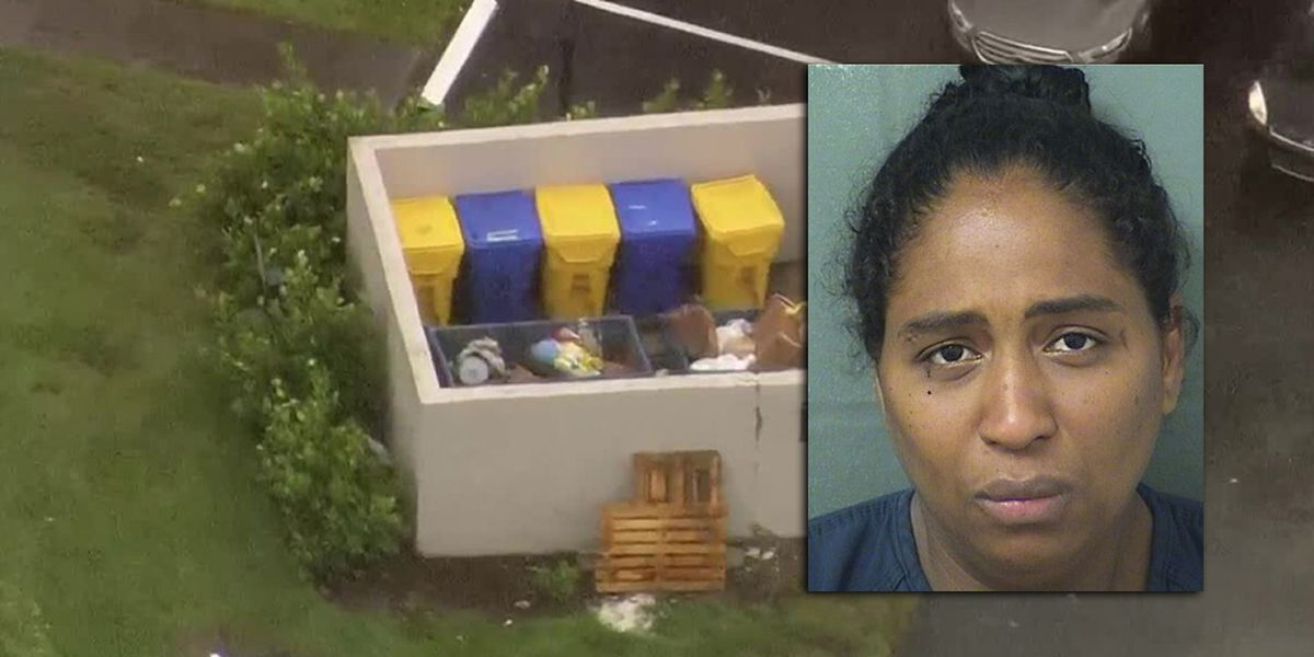 State admits mother accused of leaving baby in dumpster not properly advised of Miranda rights