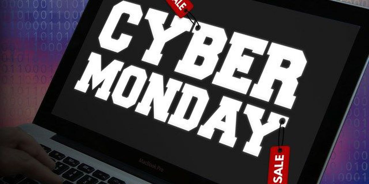 Warning for shoppers on Cyber Monday