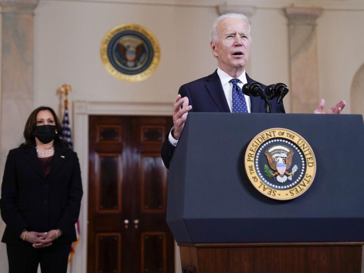 Biden after Floyd verdict: 'We can't stop here.'