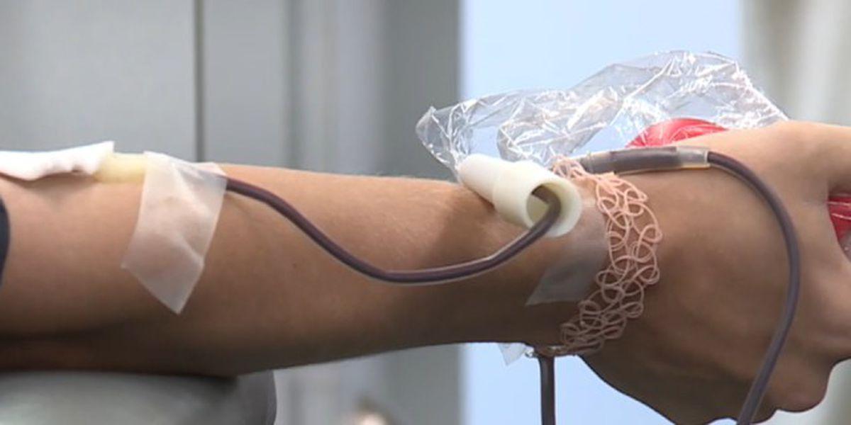 Demand for plasma surges during coronavirus pandemic