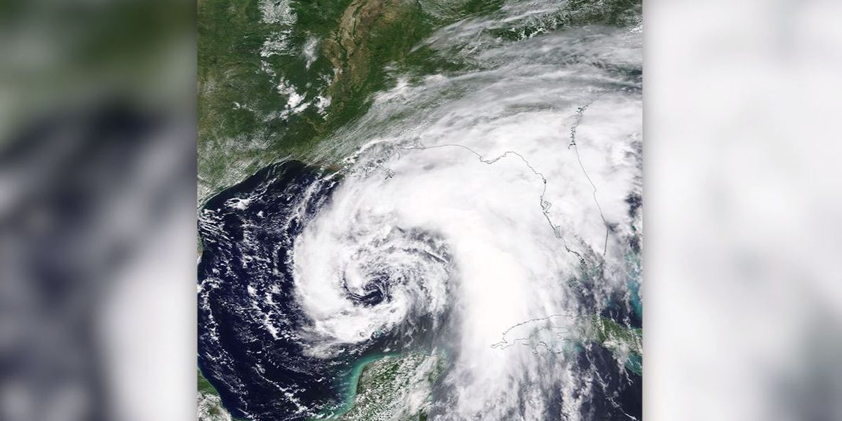 Tropical Storm Cristobal draws nearer to US Gulf Coast