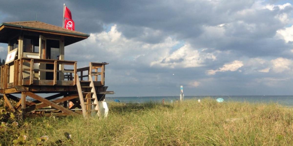 Teen dies while swimming in Riviera Beach Sunday