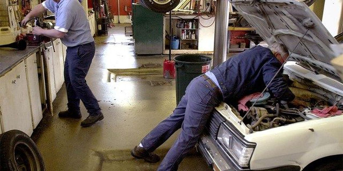 How to avoid being a victim at the auto shop