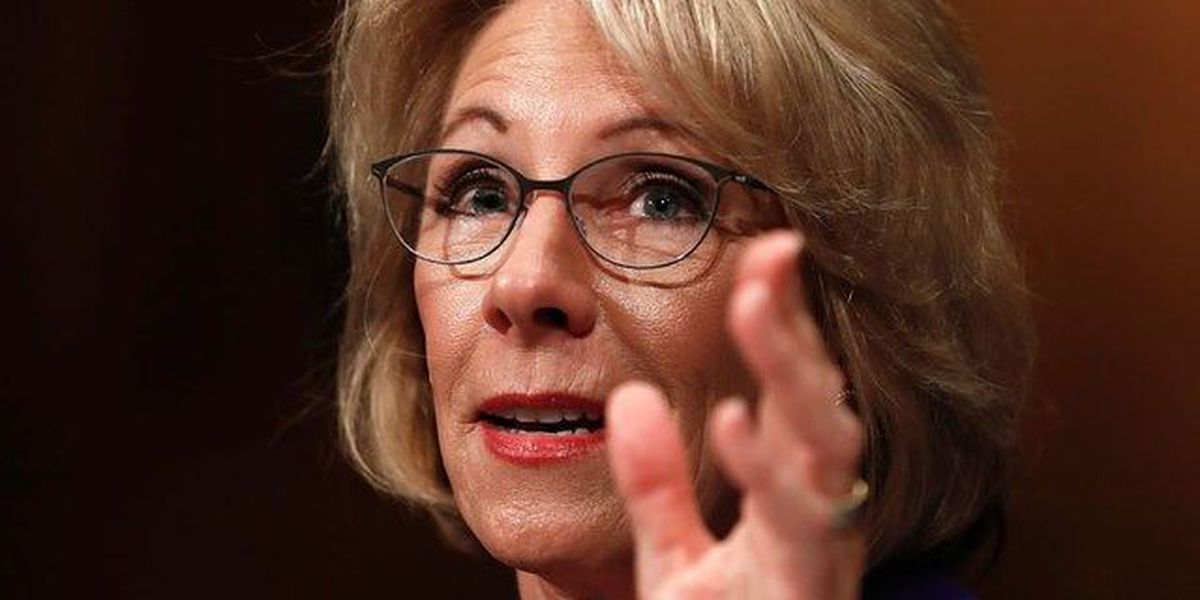 Confirmation of DeVos generates mixed opinions