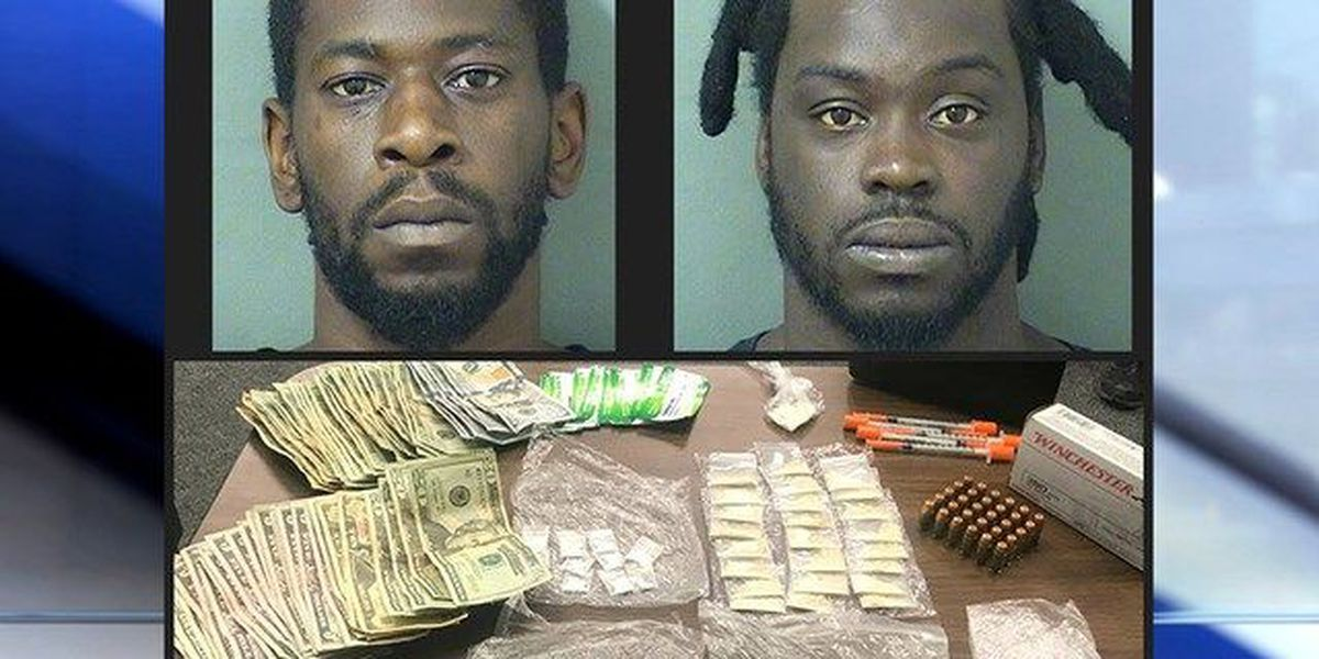 2 Delray men charged with dealing array of drugs