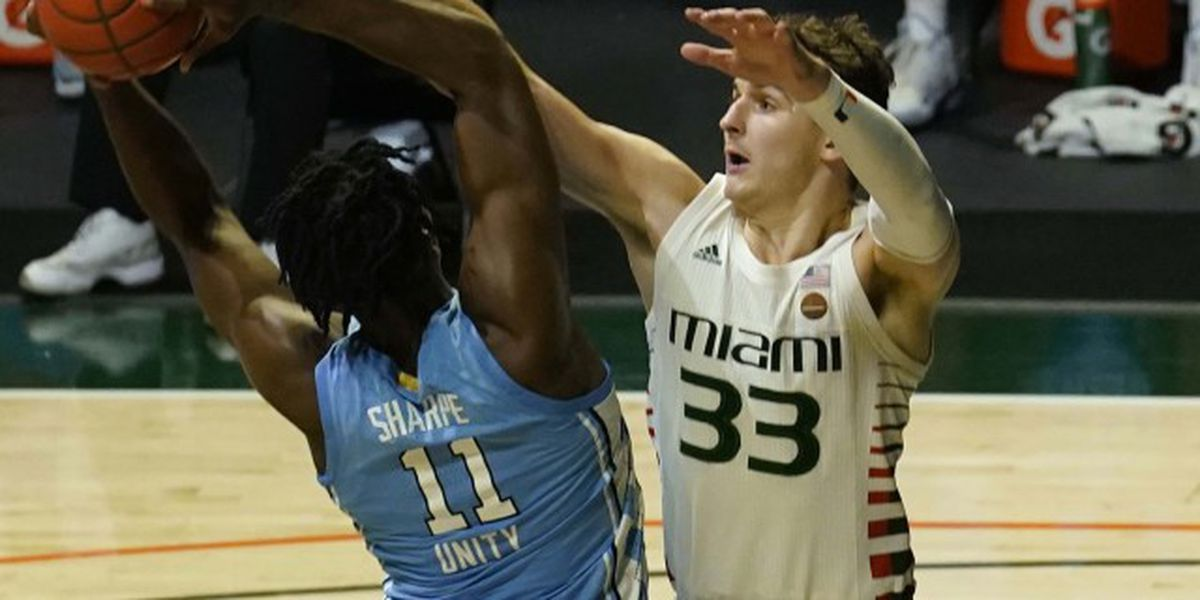 Miami-UNC game postponed after video shows maskless players partying