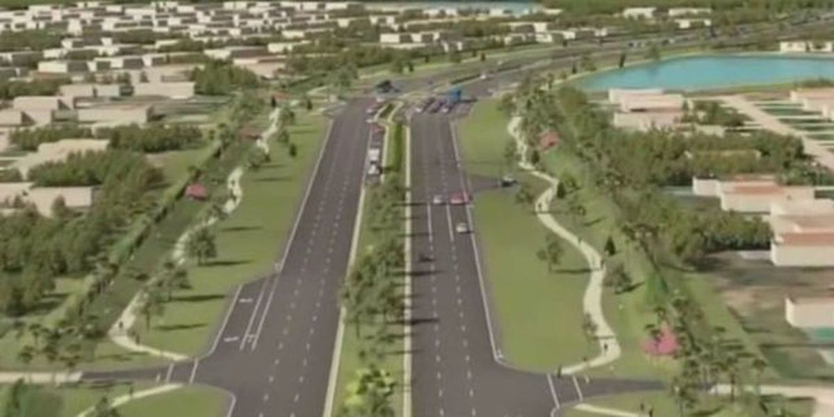 Construction on Crosstown Parkway set to begin
