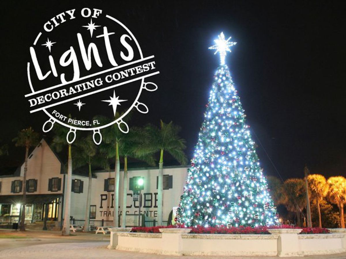 Fort Pierce hosts annual holiday decorating contest