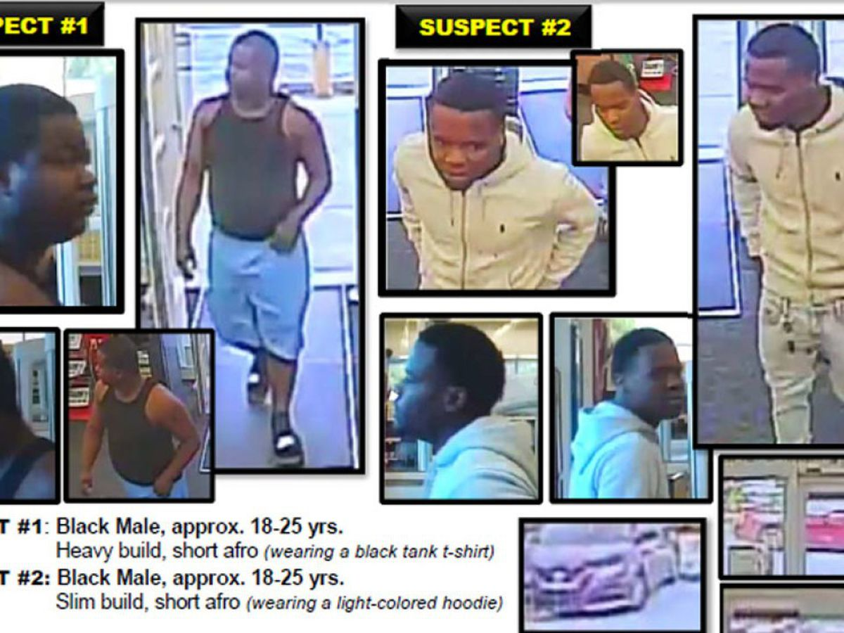 Port St. Lucie police looking for men they say spent counterfeit money