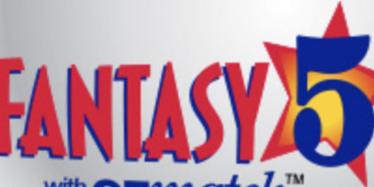 Winning Fantasy 5 ticket worth $216,688 sold in West Palm Beach