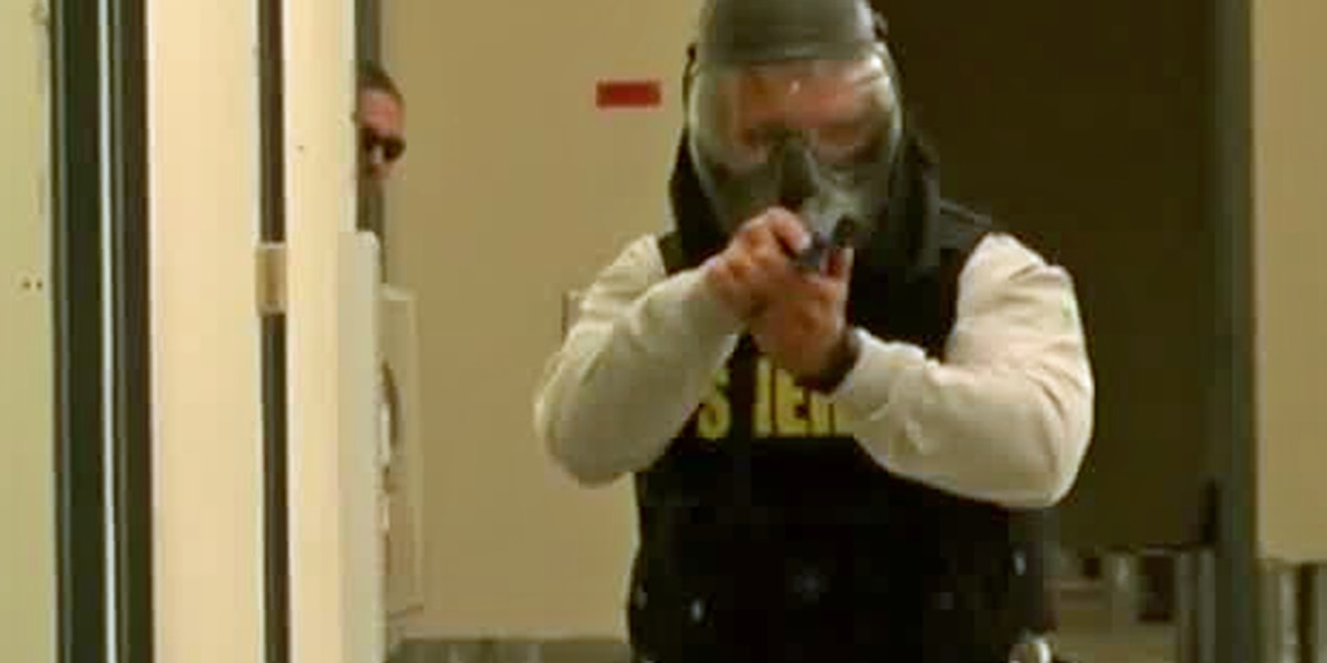 Active shooter training held in St. Lucie County