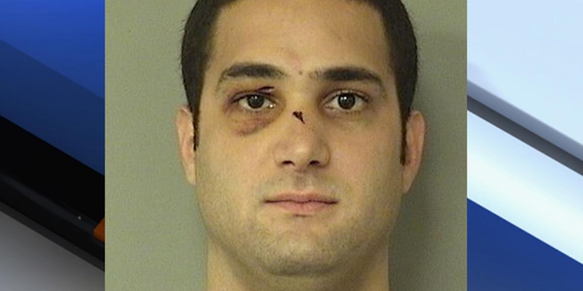 Man's own dashboard camera lands him in jail
