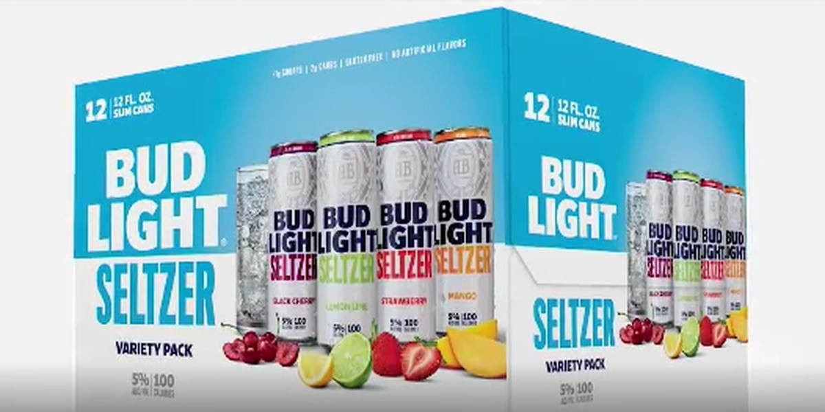 Move over White Claw; Bud Light to release hard seltzer in 2020