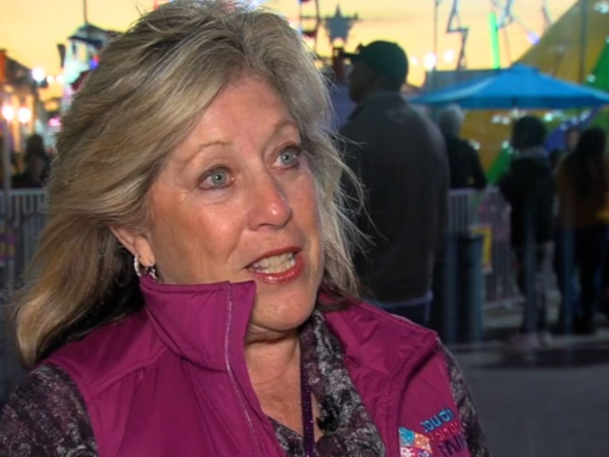 First female CEO in South Florida Fair's 108-year history