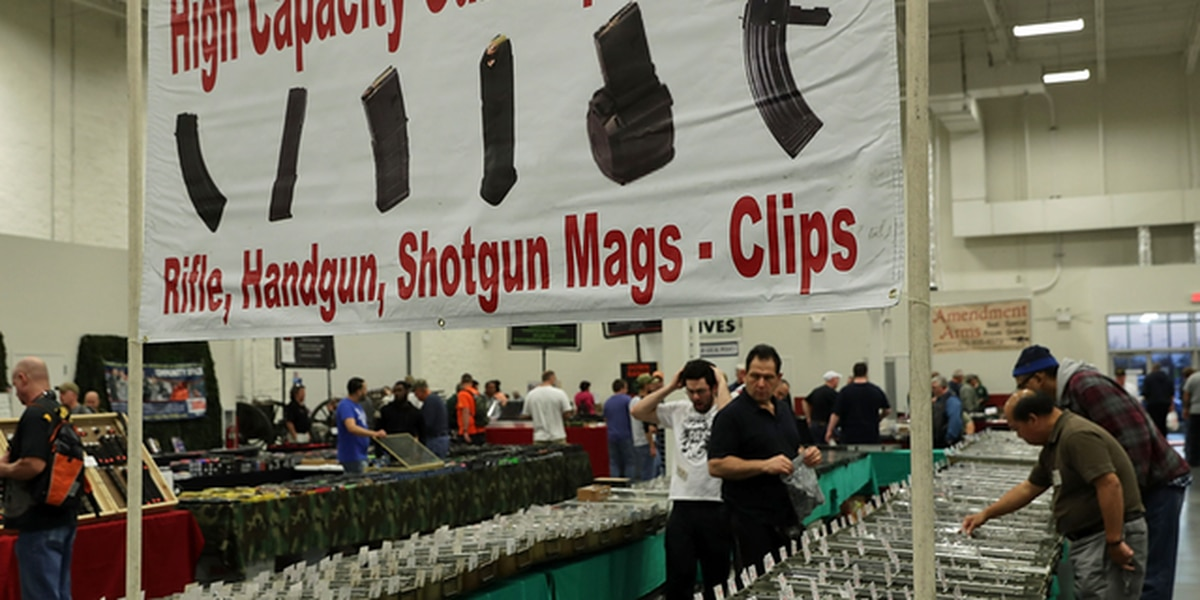 Gun show locales discussed in Indian River Co.