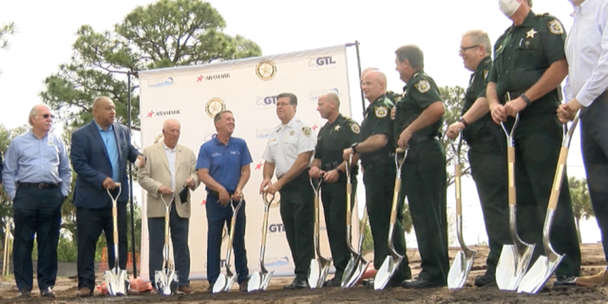St. Lucie County jail breaks ground on new visitation center