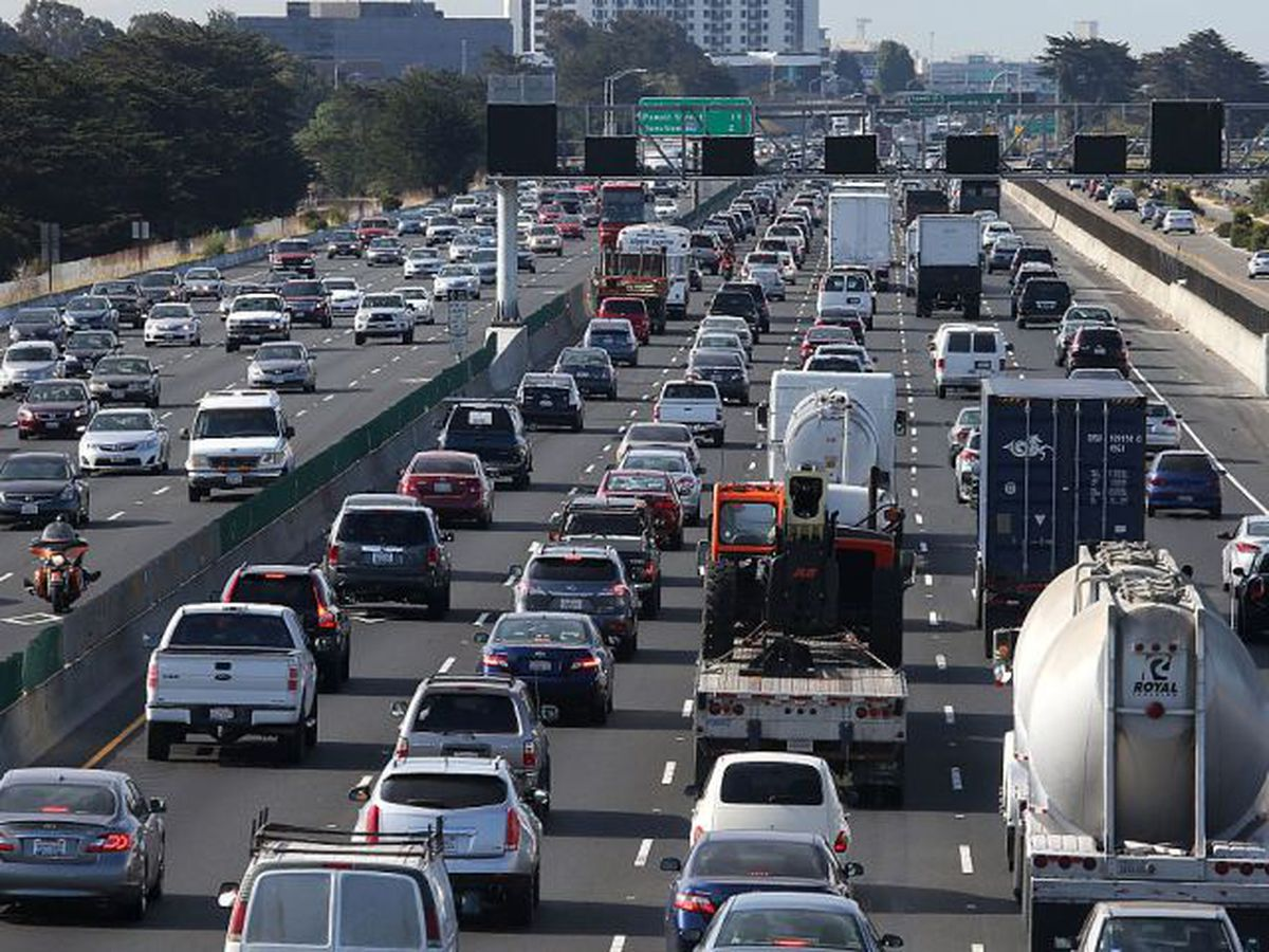 47M people expected to hit the road for Thanksgiving