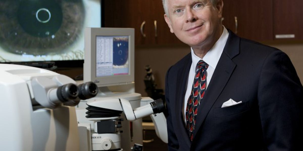 Eye doctors hosting forum to answer your questions about vision loss