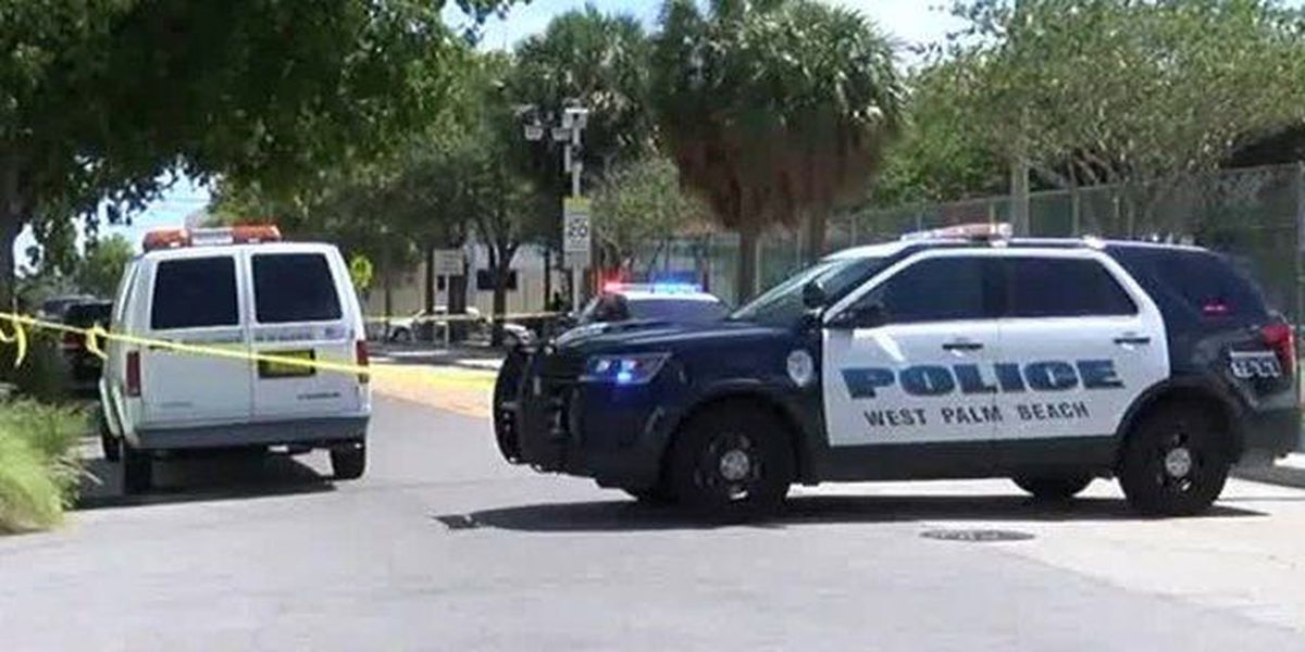 1 Person injured in West Palm drive-by shooting