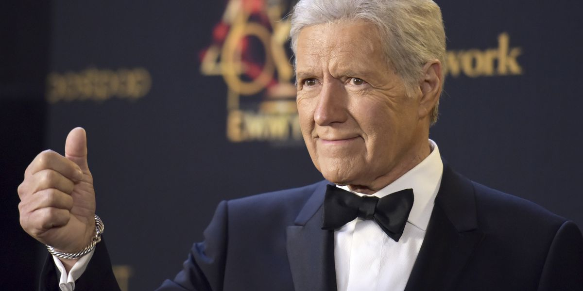 'We love you, Alex:' Trebek chokes up over 'Jeopardy!' contestant's heartfelt answer