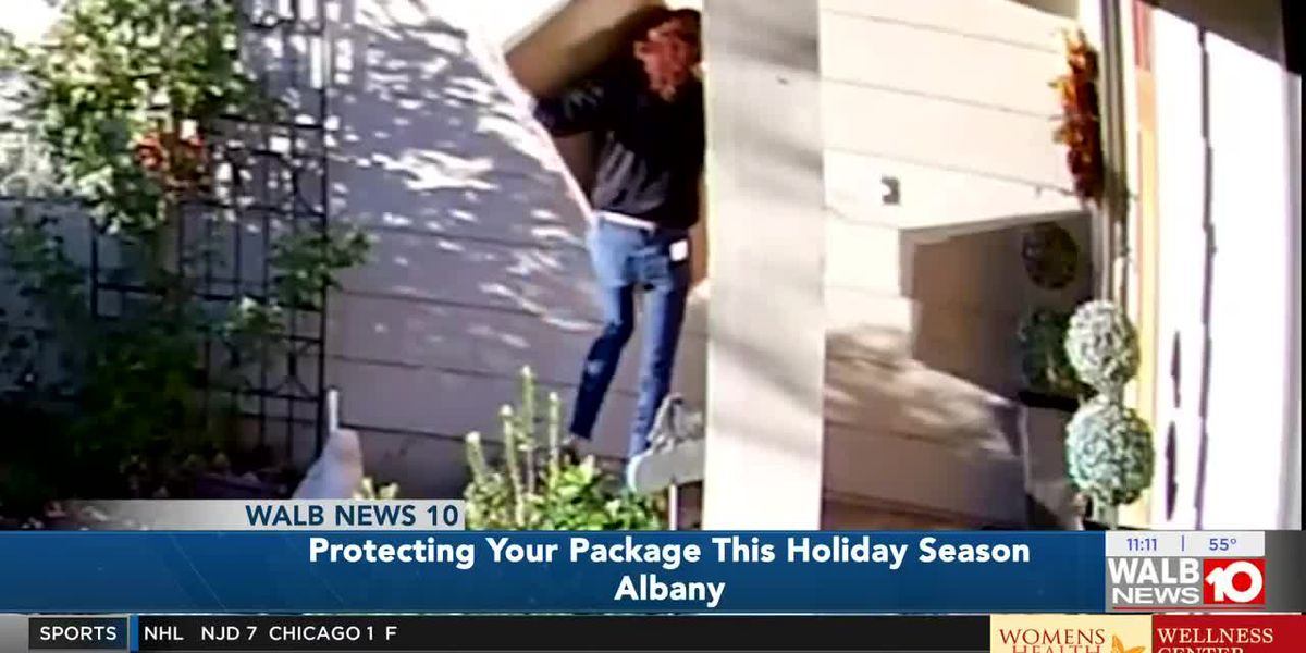 USPS gears up for holiday season and porch pirates