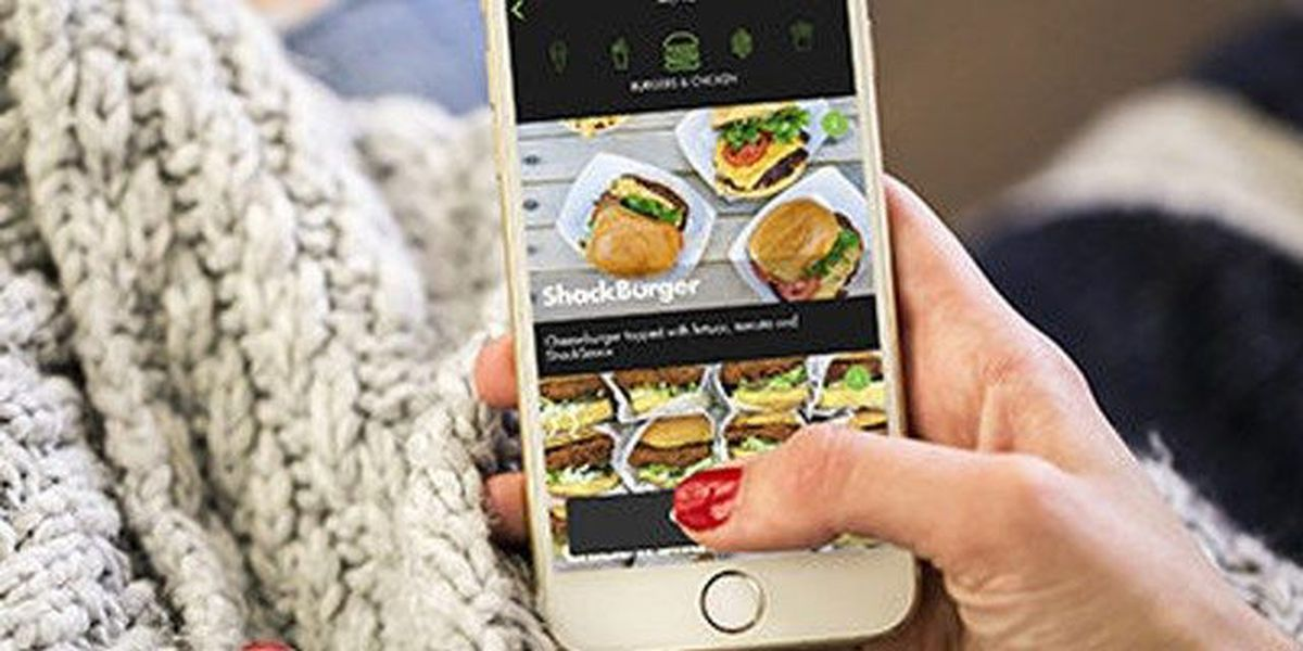 Get a free Shake Shack burger by downloading app