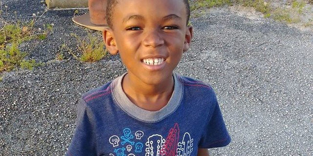 Boy found in middle of road, family located