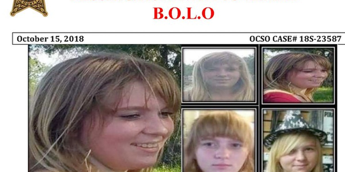 Okeechobee County Sheriff's Office looking for missing/runaway teenager