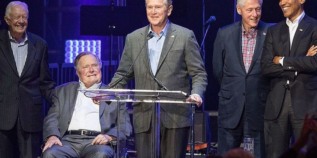 Appeal backed by former presidents raises $31M