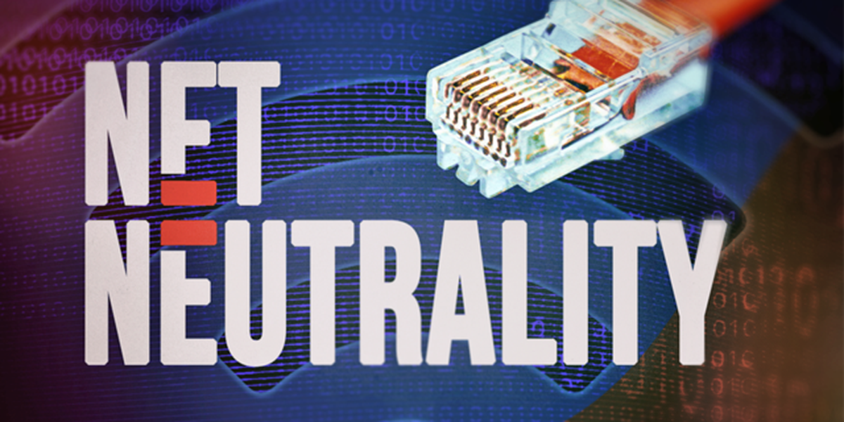 Many websites are protesting the FCC