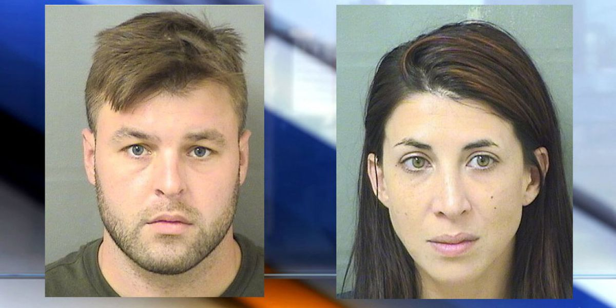 Pair arrested after discovery of $2M in counterfeit goods, Palm Beach Co. Sheriff's Office says