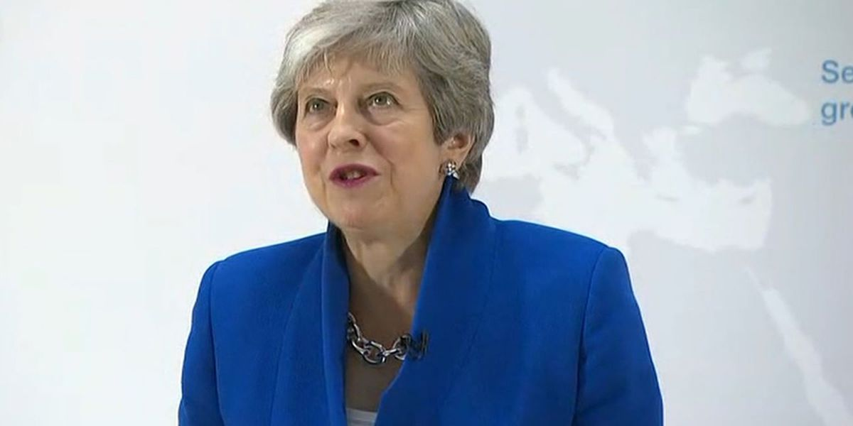Theresa May to quit as party chief, setting up UK leadership battle