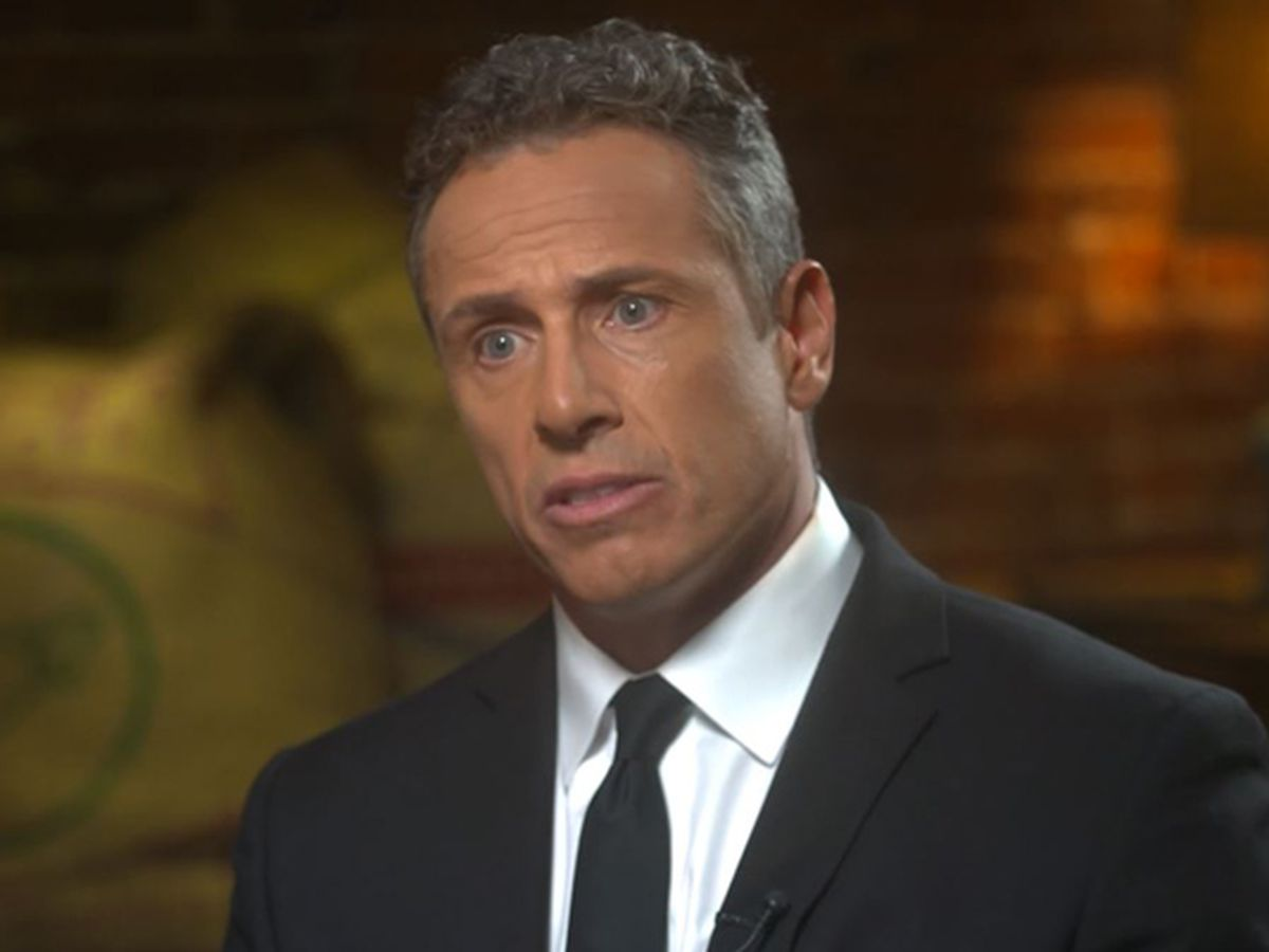 CNN's Chris Cuomo hosts show from basement after testing positive for coronavirus