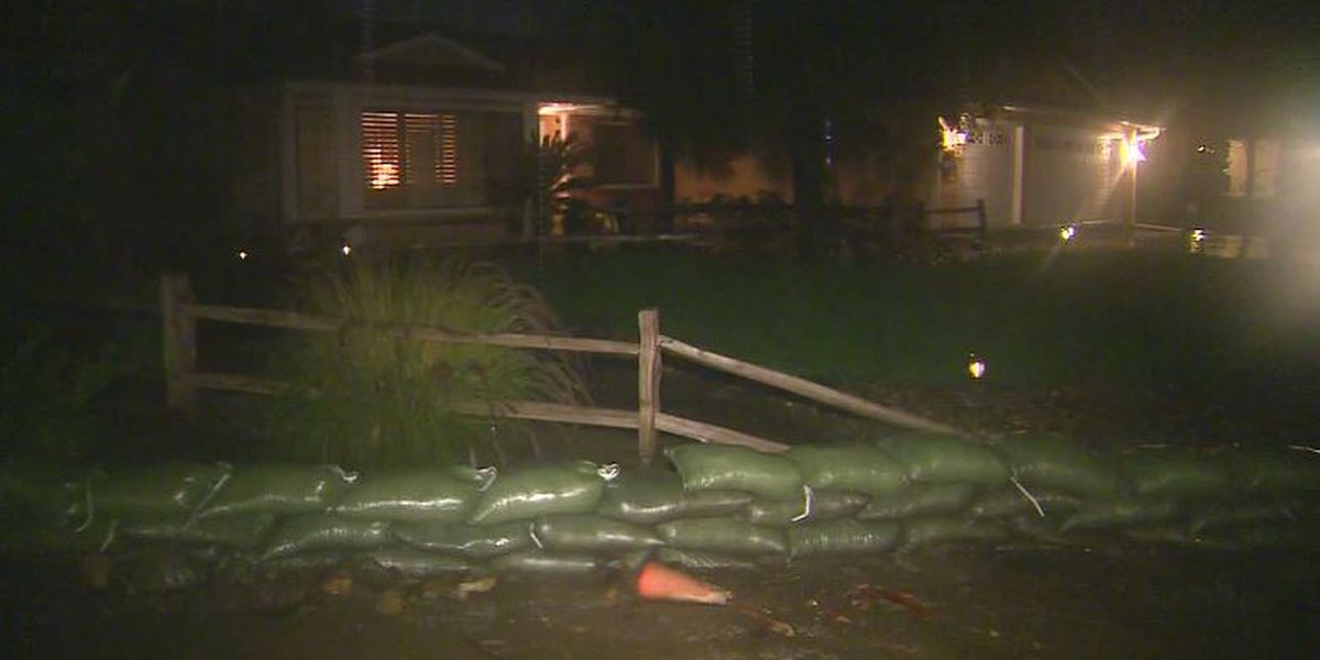 Heavy rain causes flooding, mudslide concerns as storm wallops California
