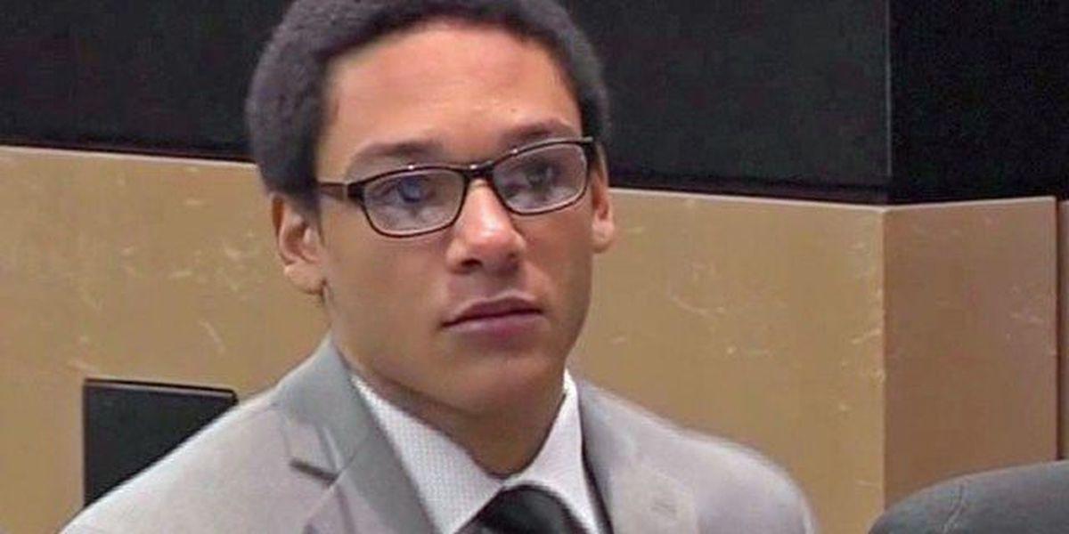 Former Florida Atlantic University soccer player sentenced 35 years in prison for student's murder